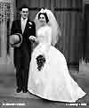 Just married on 1st January 1962.